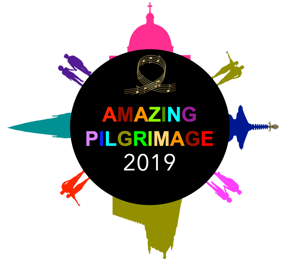 The Amazing Pligrimage Logo